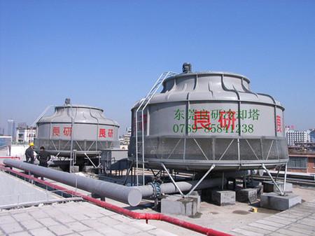 圆形逆流式标准型冷却塔